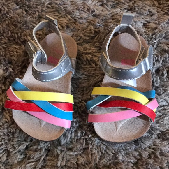 The Children's Place Other - Multicolored sandals 💜